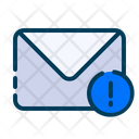 Report Message Refresh Email Mail Warning Icon