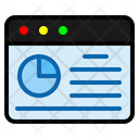Report Page Analytics Report Icon