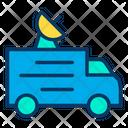 Car News Vehicle Media Icon