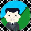 Reporter Man Avatar Icon