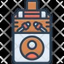 Reporter Id Card Icon