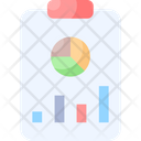 Reporting Report Paper Icon