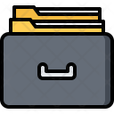 Repository Document Folder Icon