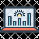 Representation Analytics Data Icon