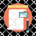 Content Copywriting Web Icon