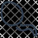 Reproduction Sperm Icon
