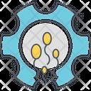 Reproduction Process Icon