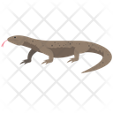 Reptile Dragon Lizard Lizard Icon