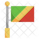 Republic Of The Congo Icon