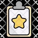 Reputation Quality Ranking Icon