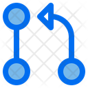 Request Pull Git Icon