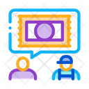 Request Carpet Cleaning Icon