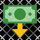 Request Money Icon