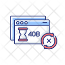 Request Timeout Request Timeout Icon