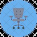 Chair Seat Hiring Icon