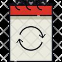 Reschedule Icon