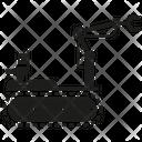 Rescue Robot Robot Technology Icon