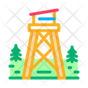 Rescue Forest Tower Icon