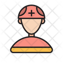 Emergency Rescue Protection Icon
