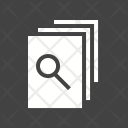 Research Paper File Icon