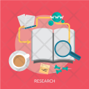 Research Creative Process Icon