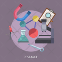 Research Tool Data Icon