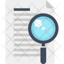 Research File Document Icon