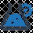 Experiment Qa Research Icon
