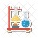 Research Lab Science Icon