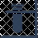 Beaker Culture Tube Lab Glassware Icon