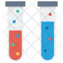 Flask Laboratory Test Icon