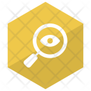Research Eye Search Icon