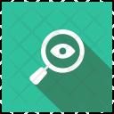 Research Eye Search Icon