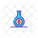 Research Investment Research Flask Icon