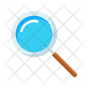 Research Magnifying Glass Searching Icon