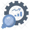 Research Process Business Icon