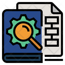 Research Statistical Analysis Statistic Icon