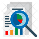 Result Research Graphic Icon