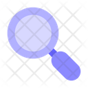 Research Magnifying Glass Find Icon