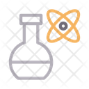 Flask Beaker Science Icon