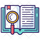Research File Monitoring Book Review Icon