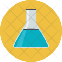 Research Flash Chemistry Icon