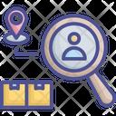 Customer Identify Market Icon