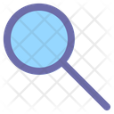 Seo Research Magnification Icon