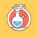 Research Conical Flask Icon