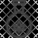 Marijuana Cannabis Tube Icon
