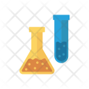 Test Lab Flask Icon