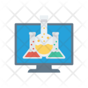 Lab Experiment Online Icon