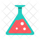 Flask Chemistry Research Icon