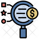 Research Resource Business Icon